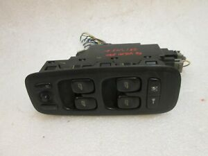 02-08 VOLVO S60 S80 V70 XC90 LEFT DRIVER SIDE MASTER WINDOW SWITCH 09193383