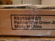 FloraCraft 26 Gauge Floral Paddle Wire 270 Feet Green-case of 36