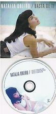 Natalia Oreiro – Basta De Ti CD Single 2001 Cardboard Sleeve