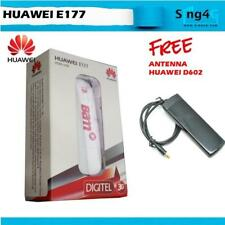 3G USB Modem huawei e177 Direct sim For single PC - window / MAC