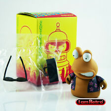 "Slurms - Futurama Series 1 - Out of Print 3"" Vinyl Figure by Kidrobot"