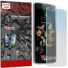 """Pellicola In Vetro Temperato Per Lg K8 4G K350N Salva Display LCD 5,0"""""""