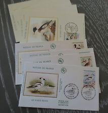 enveloppes/cartes premier jour Canards