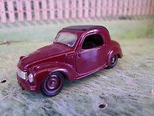 1/43 Brumm (Italy)  Fiat 500   1936