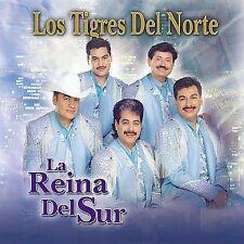 FREE US SHIP. on ANY 2+ CDs! ~Used,Good CD Los Tigres Del Norte: La Reina Del Su