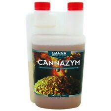 Canna Cannazym 1 Litre Natural Enzyme Root Health Hydroponics,Soil,Coco