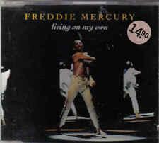 Freddy Mercury-Living On My Own cd maxi single