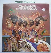 STYLISTICS - Let's Put It All Together - Ex Con LP Record Avco AV 69001-698