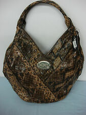 NWT Womens XOXO Breakaway Shoulder Bag Hobo Purse Handbag Exotic #4L