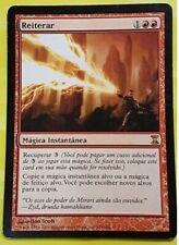 #C055 | REITERATE | TIME SPIRAL | MTG | 2006 | PORTUGUESE | LP