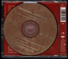 MICHAEL JACKSON You Are Not Alone 6 TRACK CD GERMAN ISSUE MEDLEY AUS DEM VIVA
