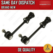 2 x NEW COMLINE FRONT DROP LINK ANTI ROLL BAR PAIR OE QUALITY CSL7009