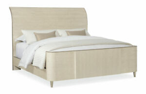 Golden Shimmer Hollywood Bed