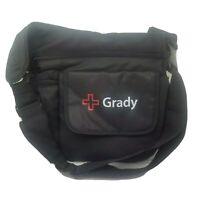 Grady Insulated Shoulder Crossbody Messenger Bag Unisex Adjustable Strap