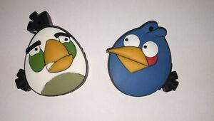Angry Birds 8GB USB Novelty Flash Drives - Set of 2