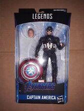 Marvel Legends Worthy Captain America Avengers Endgame