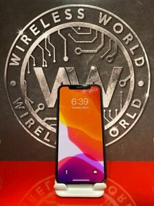 Apple iPhone X 64GB Space Gray UNLOCKED (CDMA + GSM) With 90 Day Warranty ✓