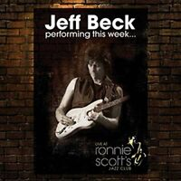 Jeff Beck - Performing This Week...Live At Ronnie Scotts [CD]