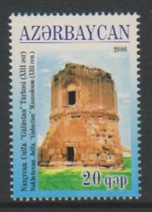 Azerbaïdjan - 2006, Gulustan Mausolée Tampon - MNH - Sg 644