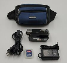 Panasonic Sdr-S26 Camcorder with Accessories