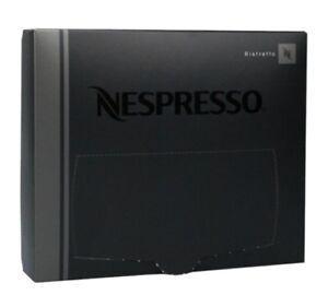 nespresso pro Professional kapseln Kaffee Neu Ristretto 50 Stück