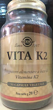 Solgar Vita K2 50 Capsule vegetali