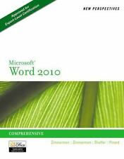 New Perspectives Series Individual Office Applications: Microsoft® Word 2010...
