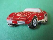Corvette Stingray Chevrolet Lapel Pin