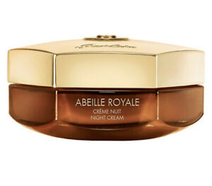 Guerlain Abeille Royale Night Cream Anti-Aging 1.7 oz New In Box!