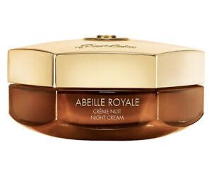 Guerlain Abeille Royale Night Cream Anti-Aging 1.7 oz New In Box!