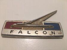 Vintage Antique 1960s Ford Falcon Emblem