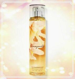 Bath & Body Works HONEYSUCKLE Fine Fragrance MIST 8 OZ/236mL NEW
