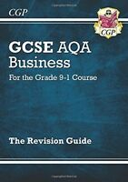 New GCSE Business AQA Revision Guide (Grade 9-1) - By CGP Books (Paperback)