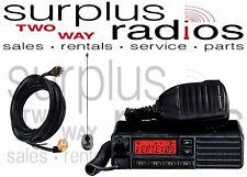 Vertex VX-2200 VHF 134-174MHZ 128CH 50W Mobile Radio Fire EMS Racing Car kit