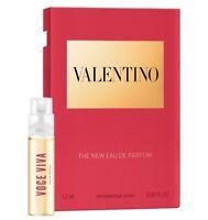 Valentino Voce Viva Eau de Parfum Sample Spray Vial New 2020 Release .04oz 1.2ml