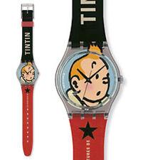 En Relojes Swatch Venta PulseraEbay De Tintin 8wOPk0n