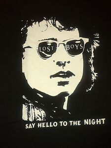 The LOST BOYS SAY HELLO TO THE NIGHT  T SHIRT