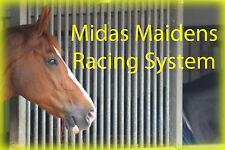 Make Money - Midas Maidens -  Horse Racing Betting Betfair System