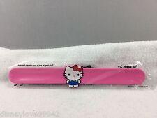 Hello Kitty Pink Slap Bracelet Magnetic Adjustable SUPERCUTE FRIENDSHIP FESTIVAL