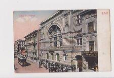 Old Poland Postcard Year 1917 Lodz Łódź. Pocztówka
