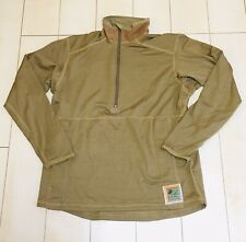 New listing Usmc Grid Fleece Polartec Frog Top, Pullover Cif Small Regular