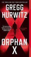 ORPHAN X - HURWITZ, GREGG - NEW PAPERBACK BOOK