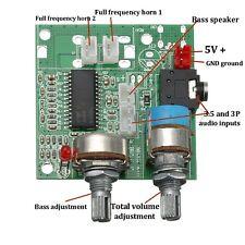 5V 20W 2.1 Dual Channel AMP 3D Surround Digital Stereo Class D Amplifier Board