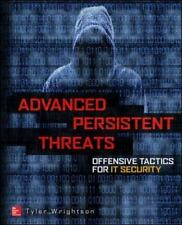 FAST SHIP - TYLER WRIGHTSON 1e Advanced Persistent Threat Hacking            CF2
