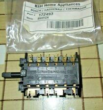 NEW Gaggenau Oven Selector Switch 00172493, 1044010, 172493