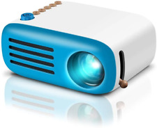 GooDee Mini Projector, LED Pico Projector, Pocket Video Projector Support HDMI S