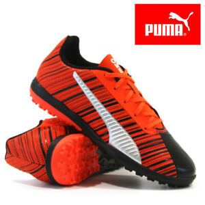 PUMA JUNIORS TRAINERS BOYS KIDS ASTRO TURF OUTDOOR FOOTBALL SOCCER BOOTS SIZE