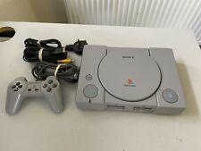 Sony Original PlayStation 1 Console PS1 With 1 Controller & Leads  SCPH-7502