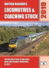 British Railways Locomotives & Coaching Stock 2019 Edition Pub by Platform 5