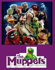 Muppets  # 10 - 8 x 10 T Shirt Iron on Transfer -